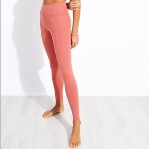 Girlfriend Collective Clay High-Rise Legging
